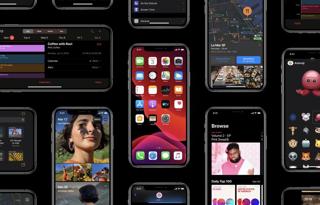 iOS 13 Golden Master ya está disponible (junto a más betas): la versión(estable) final que aparecerá a los usuarios