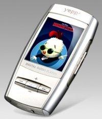 Samsung YP-T8N, algo más que un MP3