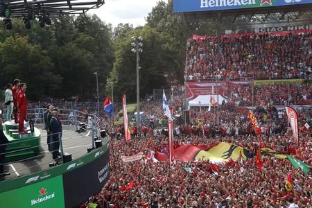 Monza F1 2019