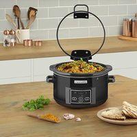 Oferta de Amazon en la olla de cocción lenta Crock-Pot CSC052X-01: ahora puede ser nuestra por 49,99 euros con envío gratis