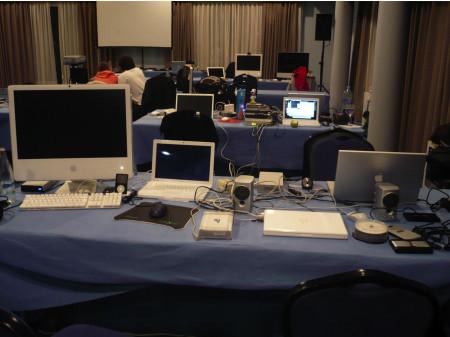 Así ha sido la nanoCampusMac 2008