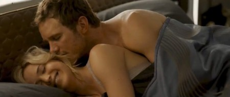 'Passengers', primer vistazo al romance fantástico con Jennifer Lawrence y Chris Pratt