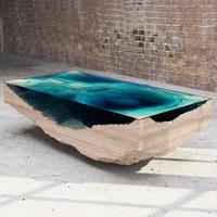 Abyss Table es la mesa que todo amante del mar debería tener en casa