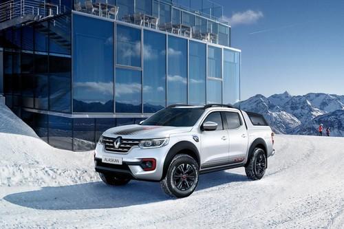 Renault Alaskan ICE Edition, la edición especial que solo estará disponible para Suiza