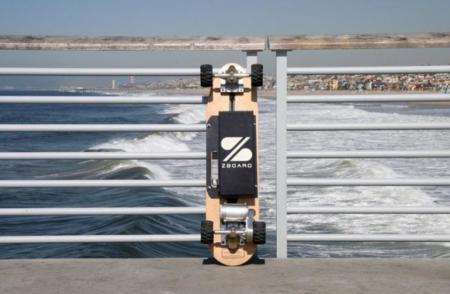 Zboards, monopatines con acelerador y freno