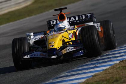 Alonso se estrena a lo grande en Jerez