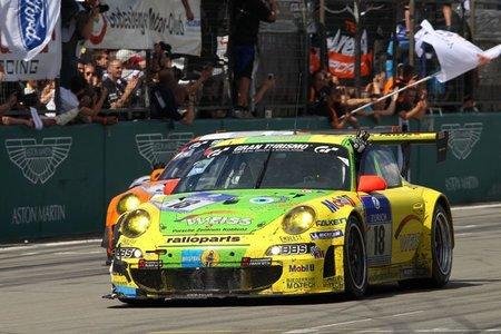 Porsche recupera la corona de las 24 horas de Nürburgring