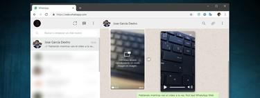 Cómo ver vídeos mientras chateas en WhatsApp Web