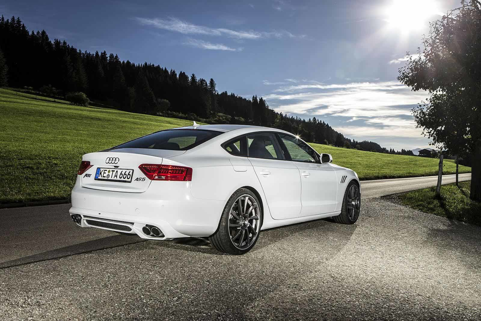 Foto de ABT Audi A5 Sportback (2/12)
