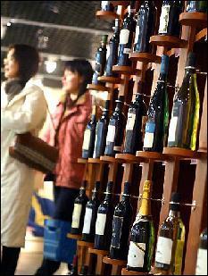 El Palacio del Vino, un escaparate vitivinícola en China