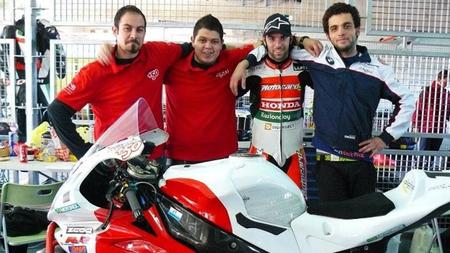 Miki Viñola Copa BMW S1000RR Easy Race
