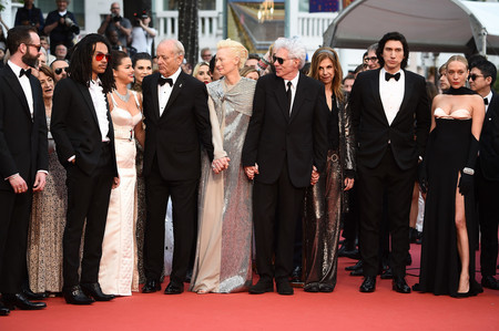 The Dead Dont Die en la Alfombra Roja de Cannes