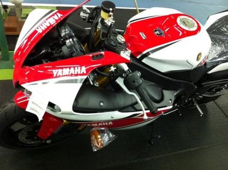 Yamaha YZF-R1 2012 50 aniversario