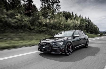 ABT aprieta al Audi S6 TDI hasta los 384 CV: un coche familiar que baja de 5 segundos en el 0-100 km/h