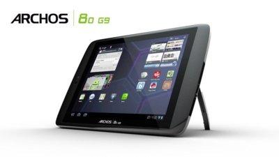 El plan de Archos en Francia: una tablet por 50 centimos al día
