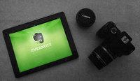 Evernote como herramienta productiva para fotógrafos
