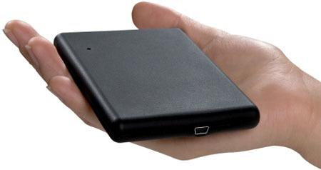 Freecom Mobile Drive XXS, de reducido tamaño