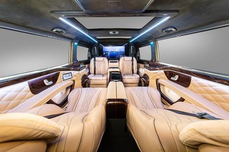Mercedes Clase V De Maybach 2