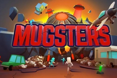 Análisis de Mugsters, una rareza con alienígenas en forma de sandbox minimalista que sale bien parada
