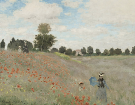 Poppies Monet