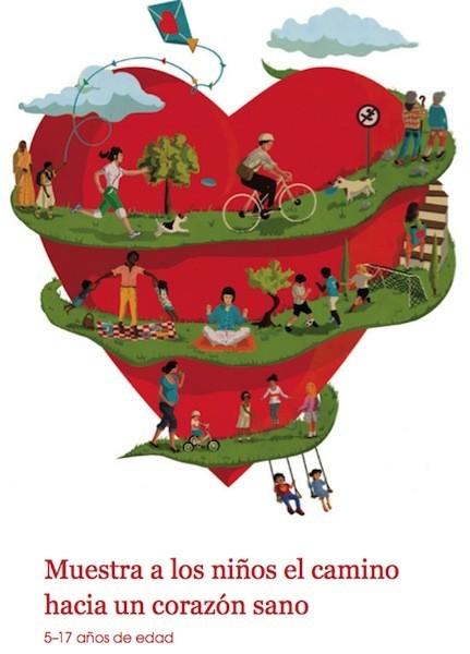 Día Mundial del corazón: ¡toma el control sobre la salud cardiovascular de tus hijos, y la tuya propia!