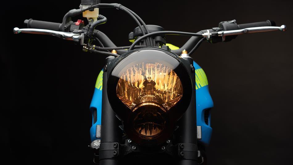 Foto de Ad Hoc Cafe Racer Yamaha XSR700 (6/24)