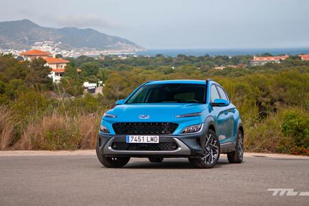 Probamos el Hyundai Kona 1.6 HEV híbrido, un eficiente y cómodo SUV