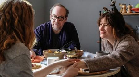 'Vida privada' se enreda con un retrato matrimonial que acaban salvando Paul Giamatti y Kathryn Hahn