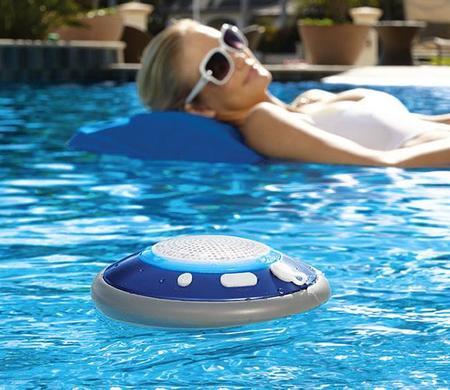 Bocina flotante acuática bluetooth