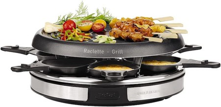 Tefal Gourmet Deco 6 Inox Design Re127812