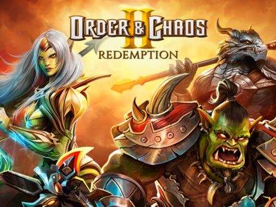 Order & Chaos 2, ya disponible la nueva entrega del mejor y más grande MMORPG para Android