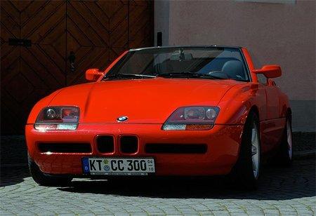 Motorpasion al rescate: BMW Z1