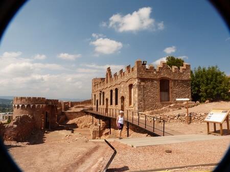 Castillo 300 torres Onda