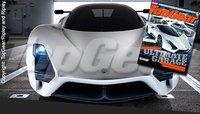 Más detalles del SSC Ultimate Aero II