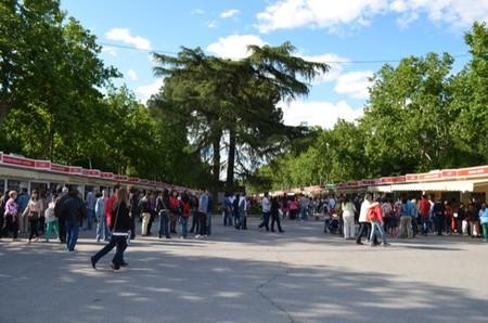 Arranca la 73 edición de la Feria del Libro de Madrid 2014