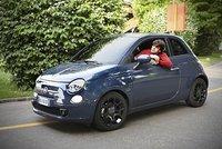 Fernando Alonso promociona el Fiat 500 TwinAir