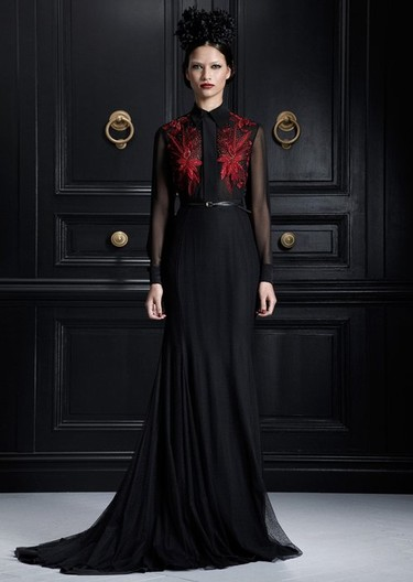 Jason Wu Pre-Fall 2012: la sofisticación del estilo femenino