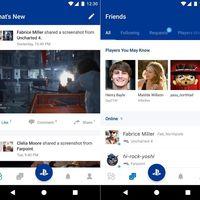 PlayStation App recibe un lavado de cara: el chat y la segunda pantalla ahora son aplicaciones independientes