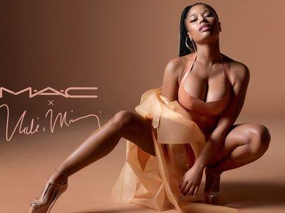 Querrás que llegue septiembre para tener los labiales de Nicki Minaj x MAC