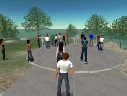 Chats de voz para Second Life