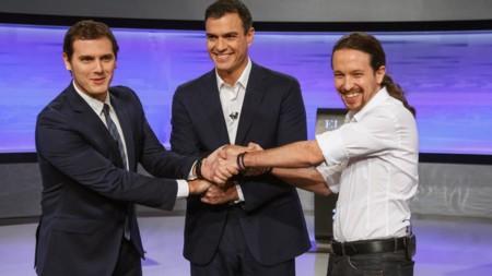 Programa Estructural Psoe Unidos Podemos Ciudadanos