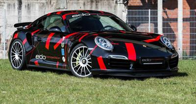 Porsche 911 Turbo S por Edo Competition