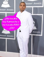 Chris Brown se va de fiesta con Karrueche Tran, ¿nos reímos ya?