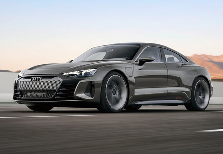 El futuro coche eléctrico Audi e-tron GT se fabricará a finales de 2020 en la misma planta que el Audi R8