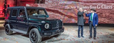Parece que Mercedes-Benz hará caso a Arnold Schwarzenegger: ¡Clase G eléctrico a la vista!