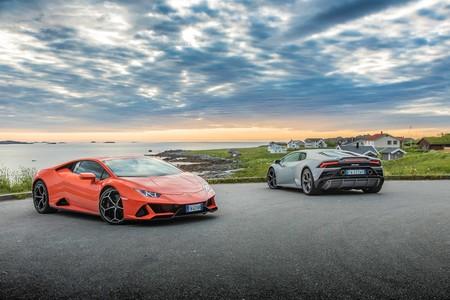 Record De Produccion Lamborghini Huracan 3