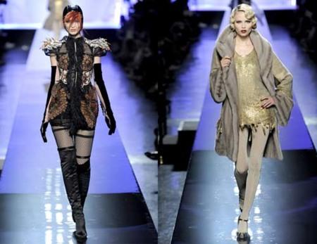 Jean Paul Gaultier Alta Costura Otoño-Invierno 2009/2010 V