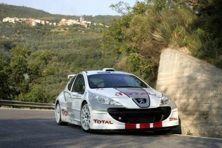 El Grupo PSA también quiere homologar el Peugeot 207 para el WRC