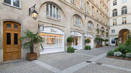 La nueva boutique Baby Dior en la rue Royale de París