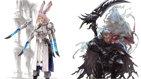 Sage And Reaper Ffxiv
